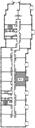 Планировка 2-комн. квартиры 72,80 м2