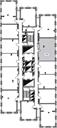 Планировка 2-комн. квартиры 73,30 м2