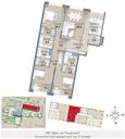 Планировка 4-комн. квартиры 158,20 м2